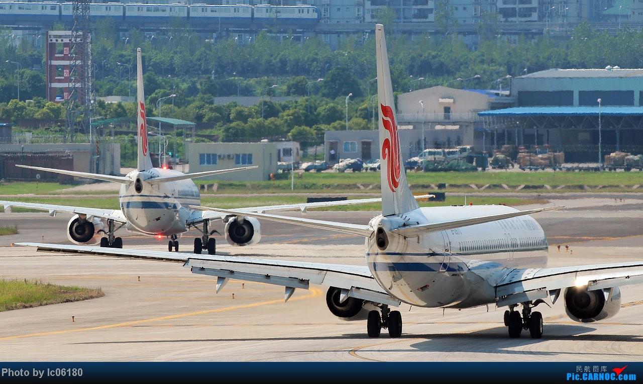 Re:[原创]『lc06180』CKG - 那半年, 在重庆 BOEING 737-800 B-2670 中国重庆江北机场
