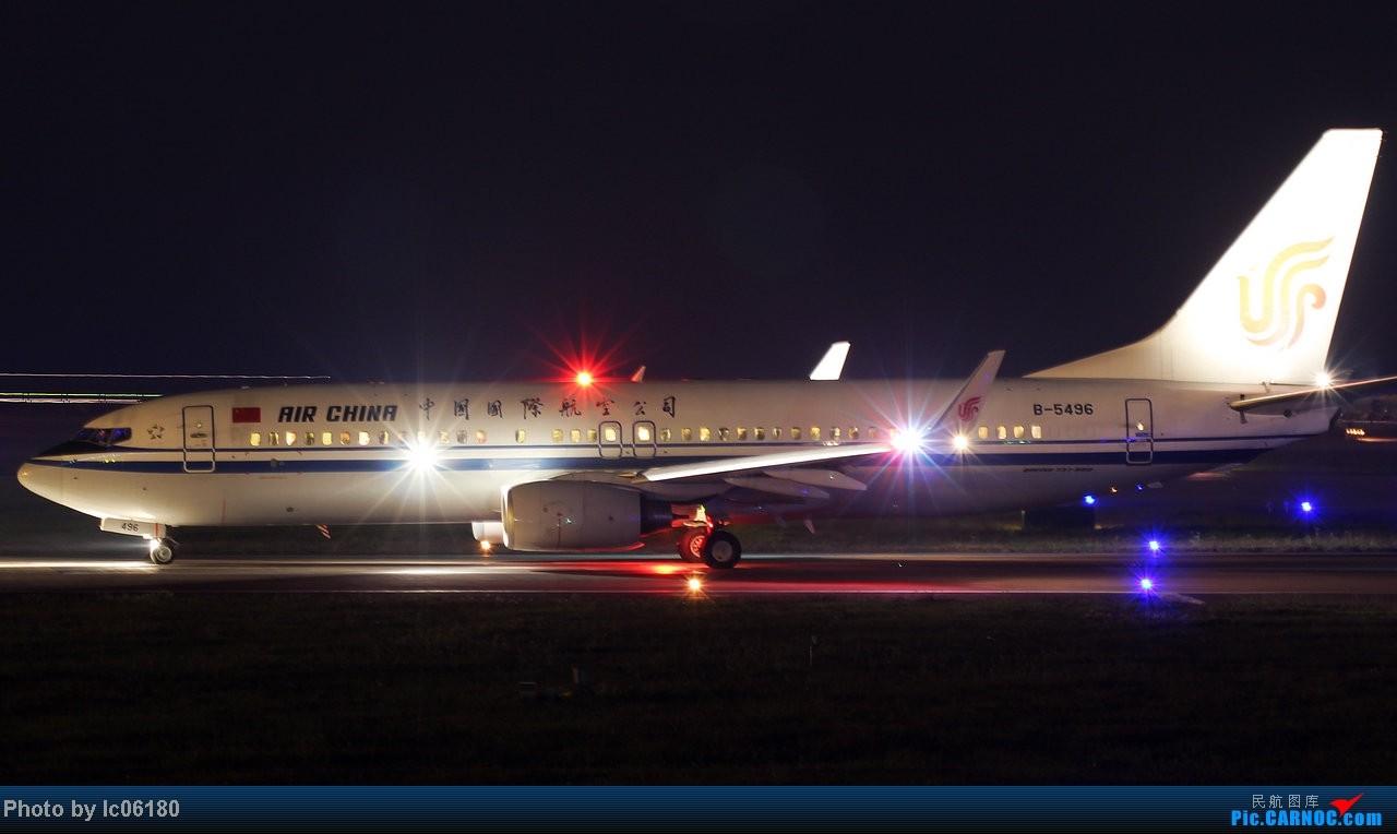 Re:[原创]『lc06180』CKG - 那半年, 在重庆 BOEING 737-800 B-5496 中国重庆江北机场