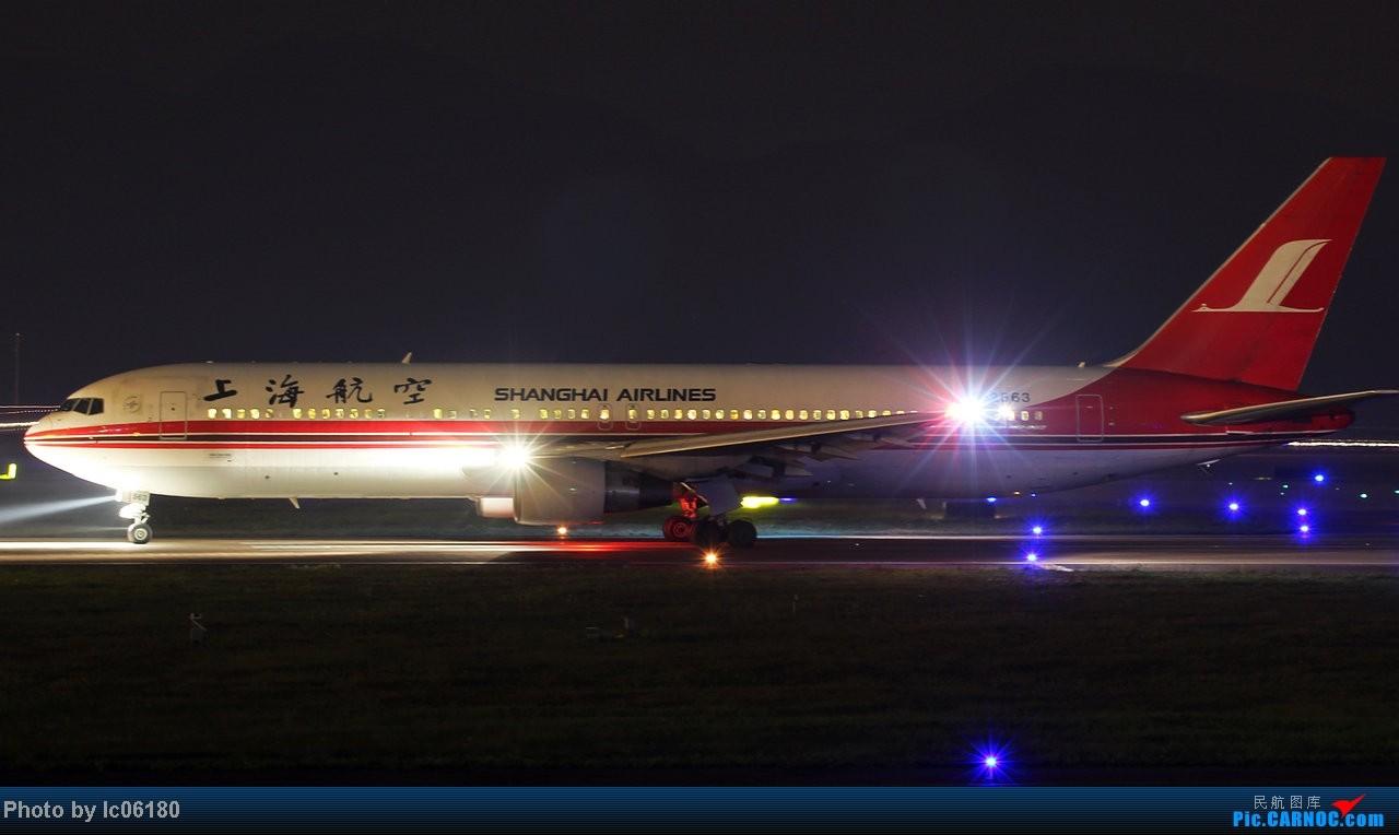 Re:[原创]『lc06180』CKG - 那半年, 在重庆 BOEING 767-300 B-2563 中国重庆江北机场