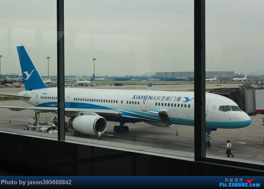 Re:[原创]上学时间的特殊旅行暨帝都首次莅临 BOEING 757-200 B-2866 中国北京首都机场