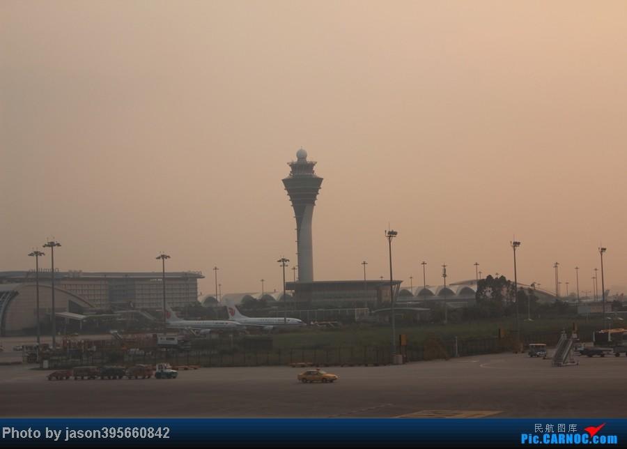 Re:[原创]上学时间的特殊旅行暨帝都首次莅临    中国广州白云机场