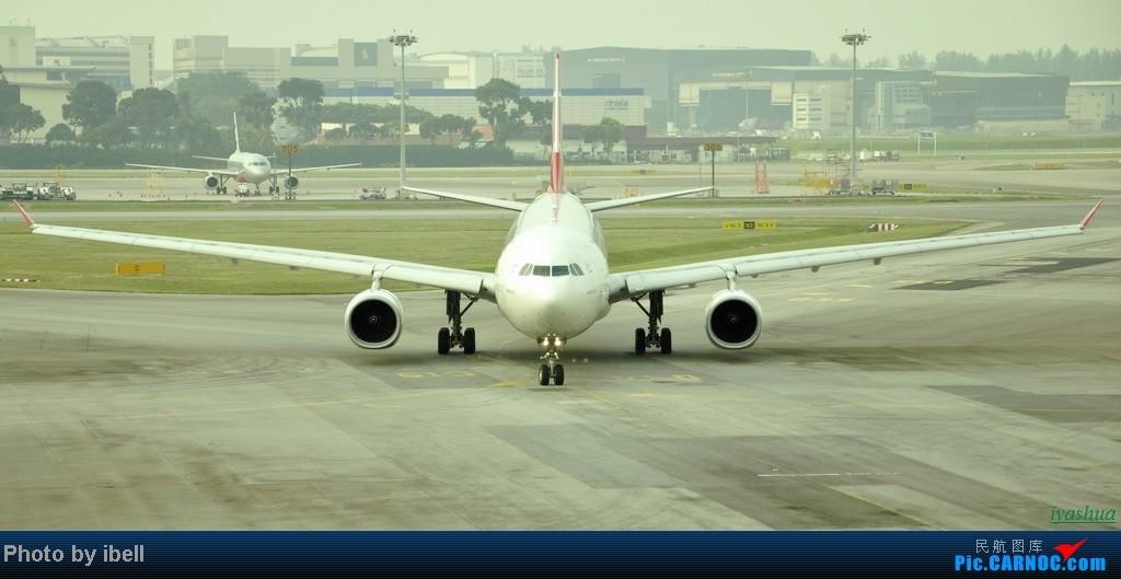 Re:[原创][20130628 SIN]新加坡樟宜机场随拍 AIRBUS A330-300  新加坡樟宜机场