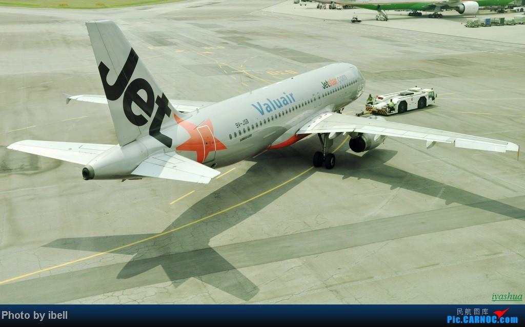 Re:[原创][20130628 SIN]新加坡樟宜机场随拍 AIRBUS A320-200 VN-A396 新加坡樟宜机场