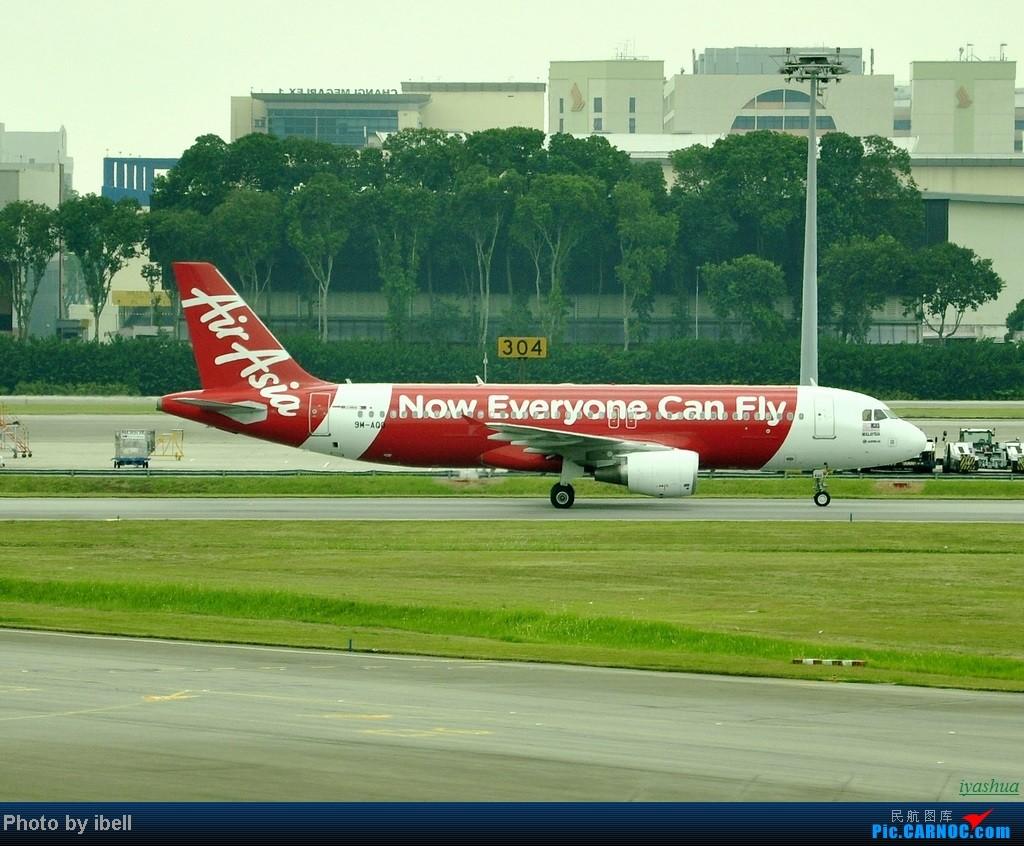 Re:[原创][20130628 SIN]新加坡樟宜机场随拍 AIRBUS A320-200 9M-AQO 新加坡樟宜机场