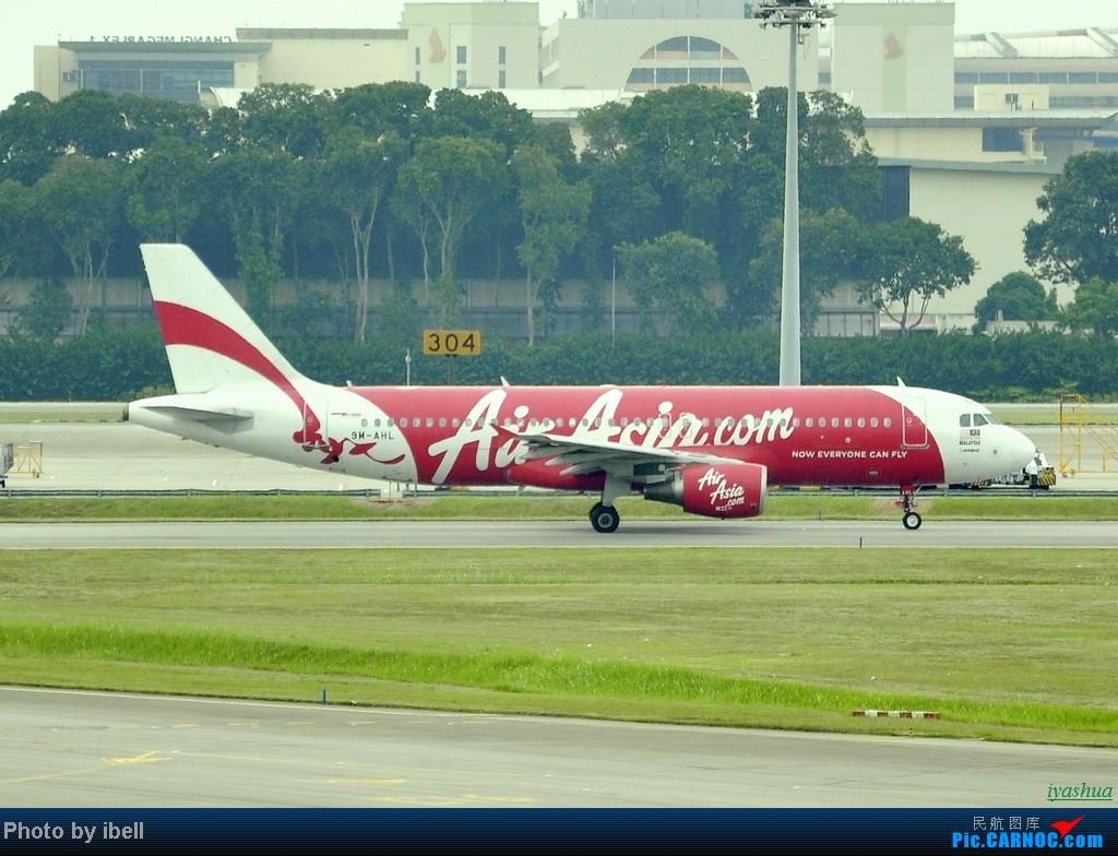 Re:[原创][20130628 SIN]新加坡樟宜机场随拍 AIRBUS A320-200 9M-AHL 新加坡樟宜机场