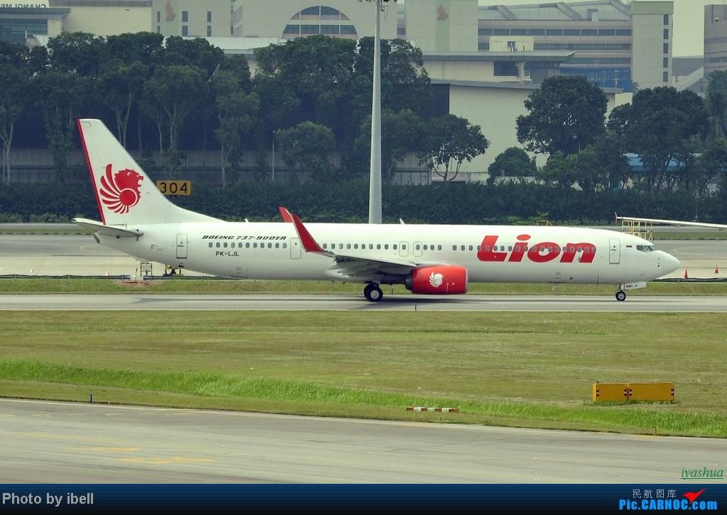 Re:[原创][20130628 SIN]新加坡樟宜机场随拍 BOEING 737-900 PK-LJL 新加坡樟宜机场