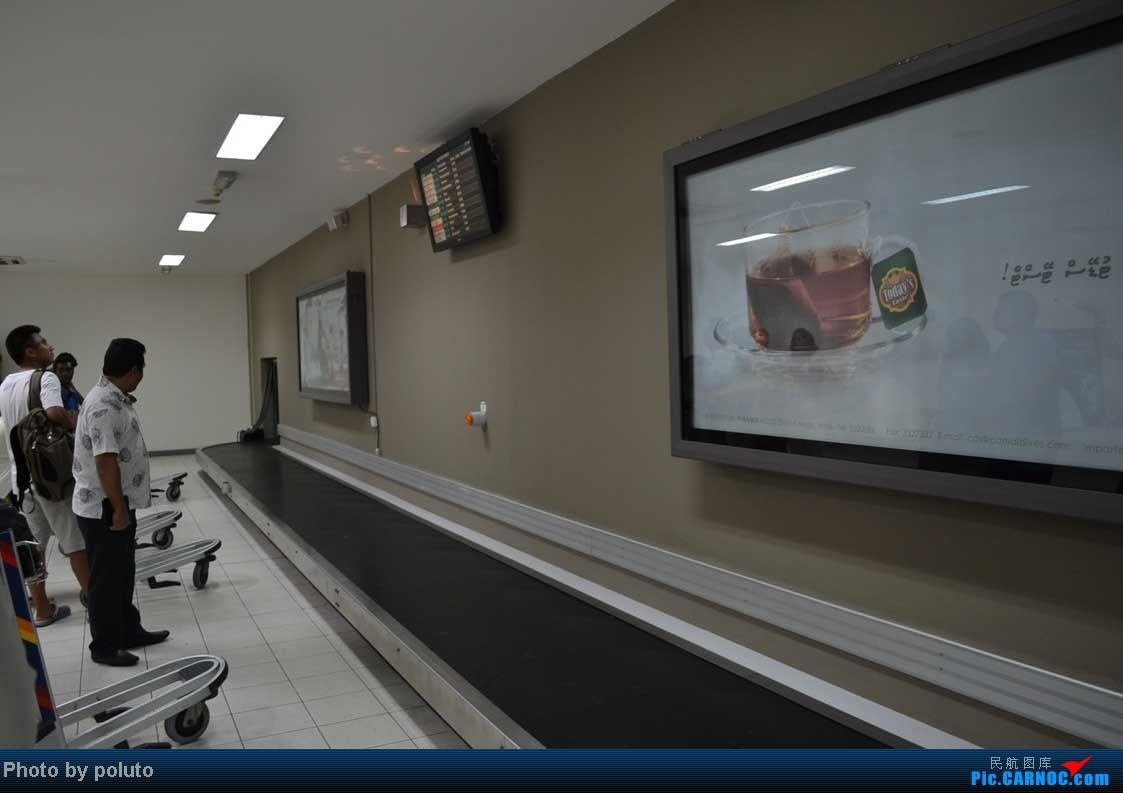 Re:[原创]Dharavandhoo机场-马累-新加坡-香港    马尔代夫马累机场