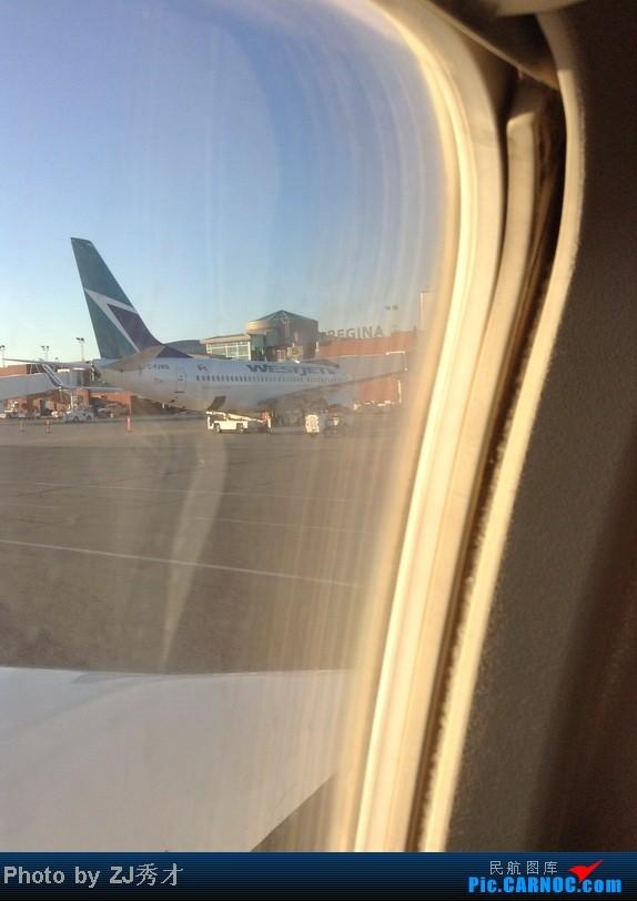 Re:秀才游记2-四个小时之前刚刚结束的回国飞行,AC的CRJ和MU的B-6538送我回魔都,里贾纳-温哥华-上海