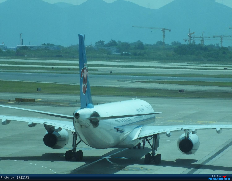 Re:[原创]CKG拍机之烈日篇(太阳当头照,坚持去拍机。汗水流进土,拍机真辛苦。) AIRBUS A330-300 B-6111 重庆江北国际机场