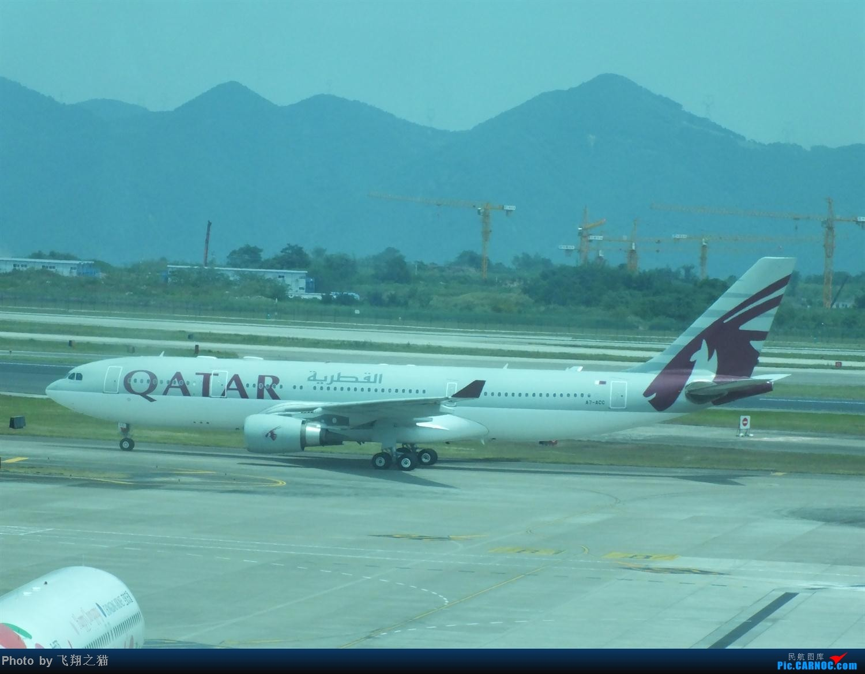 Re:[原创]CKG拍机之烈日篇(太阳当头照,坚持去拍机。汗水流进土,拍机真辛苦。) AIRBUS A330-200 A7-ACC 重庆江北国际机场