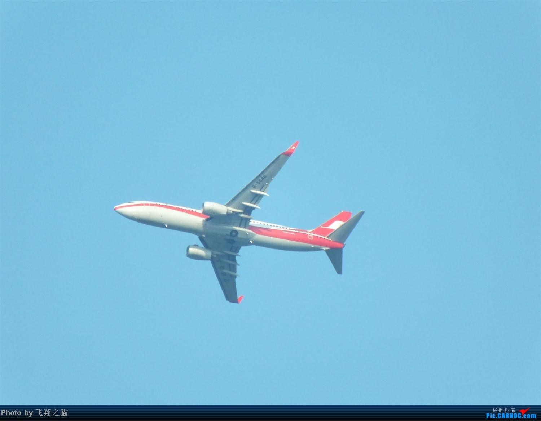 Re:[原创]CKG拍机之烈日篇(太阳当头照,坚持去拍机。汗水流进土,拍机真辛苦。) BOEING 737-800 B-5546 重庆江北国际机场
