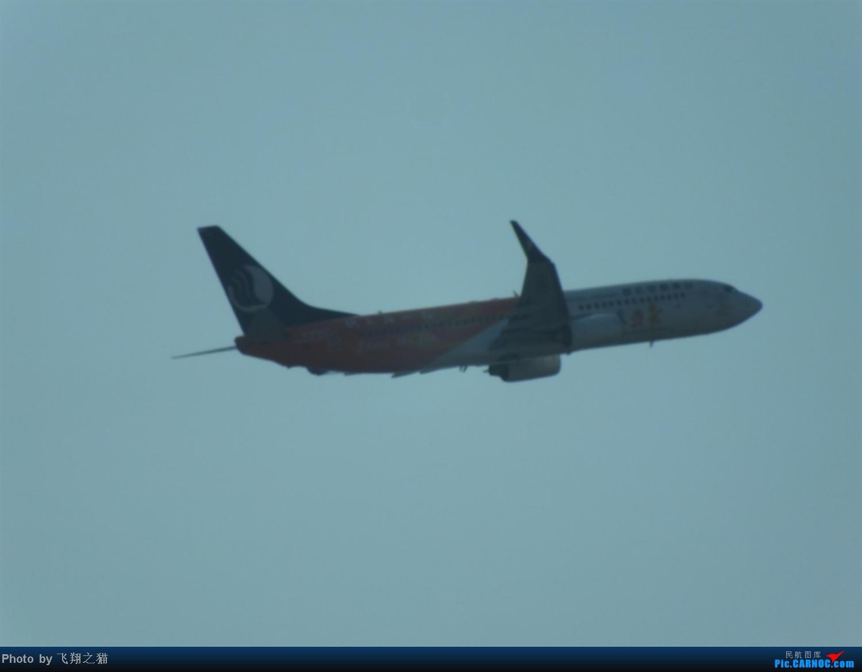 [原创]CKG拍机之烈日篇(太阳当头照,坚持去拍机。汗水流进土,拍机真辛苦。) BOEING 737-800 B-5530 重庆江北国际机场