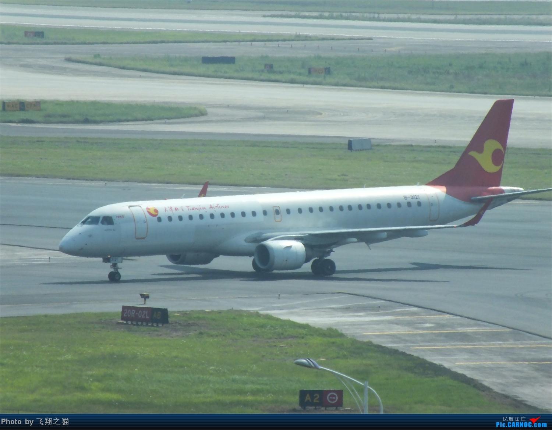 Re:[原创]CKG拍机之烈日篇(太阳当头照,坚持去拍机。汗水流进土,拍机真辛苦。) EMBRAER E-190 B-3121 重庆江北国际机场