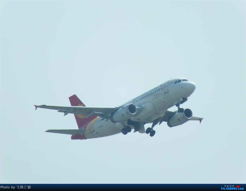 Re:[原创]CKG拍机之烈日篇(太阳当头照,坚持去拍机。汗水流进土,拍机真辛苦。) AIRBUS A319  重庆江北国际机场