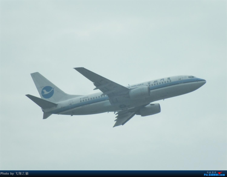 Re:[原创]CKG拍机之盛夏篇(独自在家,闲着没事,拿起相机,又去拍机) BOEING 737-700 B-5029 重庆江北国际机场