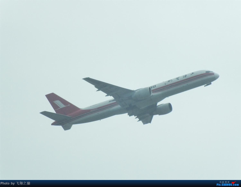 Re:[原创]CKG拍机之盛夏篇(独自在家,闲着没事,拿起相机,又去拍机) BOEING 757-200 B-2089 重庆江北国际机场