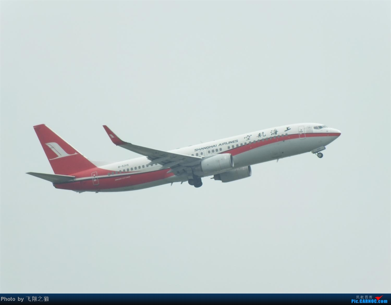 Re:[原创]CKG拍机之盛夏篇(独自在家,闲着没事,拿起相机,又去拍机) BOEING 737-800 B-5315 重庆江北国际机场