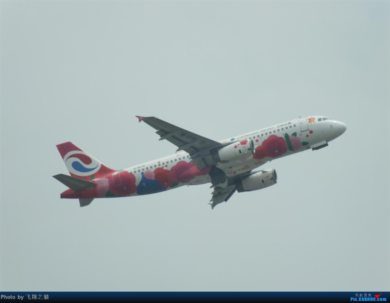 Re:[原创]CKG拍机之盛夏篇(独自在家,闲着没事,拿起相机,又去拍机) AIRBUS A320-200 B-6576 重庆江北国际机场
