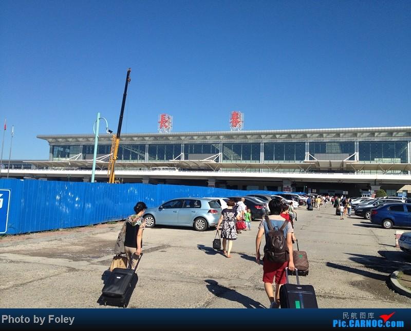 Re:[求]跪求各城市机场航站楼醒目标志LOGO照片,小弟在此谢过了。谢谢谢谢,赠送小飞机o    中国长春龙嘉国际机场