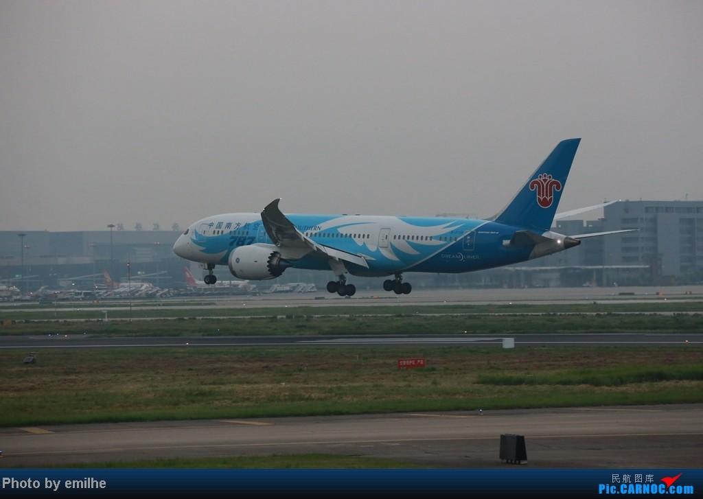 Re:虹桥傍晚拍机 BOEING 787 B-2725 中国上海虹桥机场