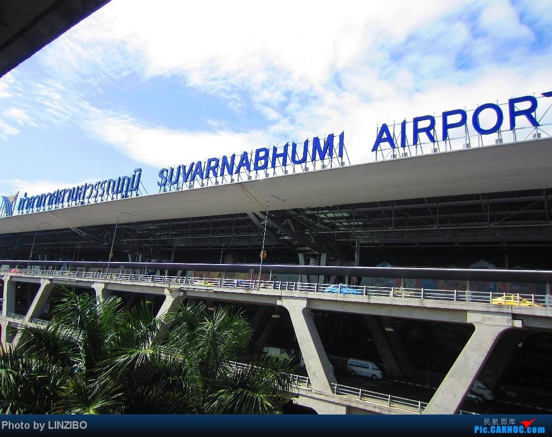 Re:[求]跪求各城市机场航站楼醒目标志LOGO照片,小弟在此谢过了。谢谢谢谢,赠送小飞机o    泰国曼谷(素万那普)机场
