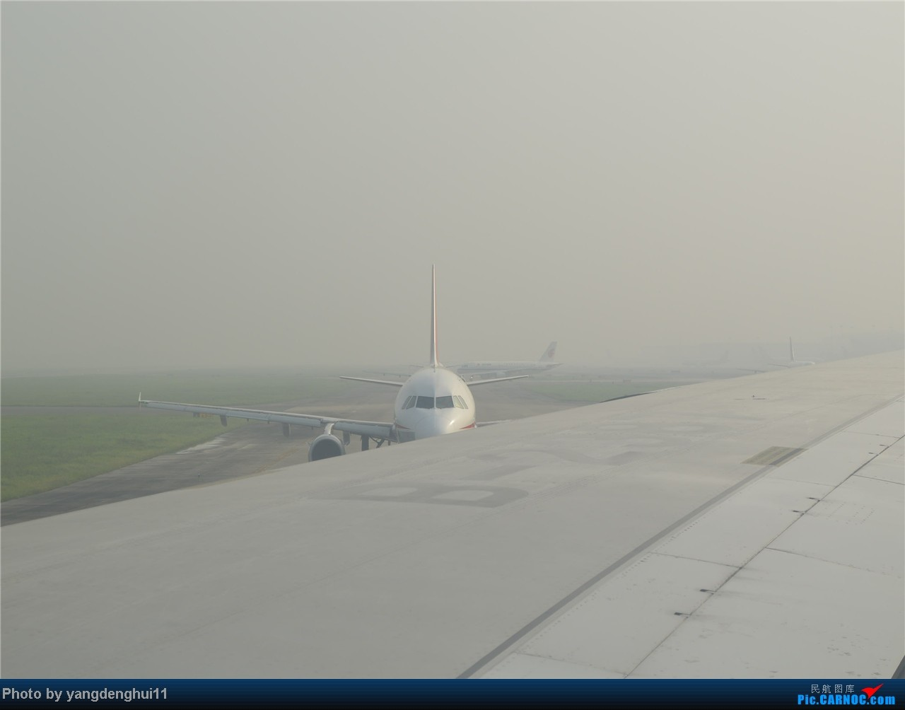 Re:[原创]暑假出游:CTU---PEK---CTU,北京巧遇国航红、蓝凤凰。(上)    中国成都双流机场