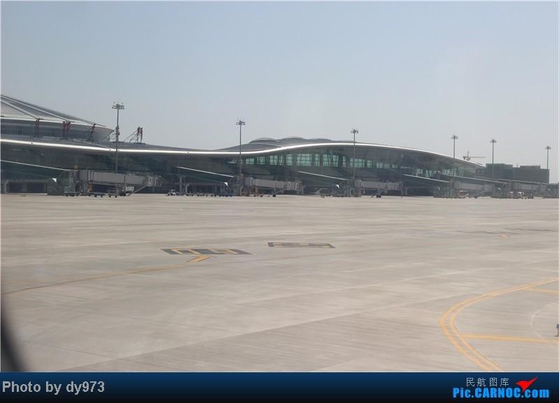 Re:[原创][NKG馄饨摊]【dy游记4】MU再体验,鄂尔多斯游记,MU2729,空客A320    中国鄂尔多斯伊金霍洛机场