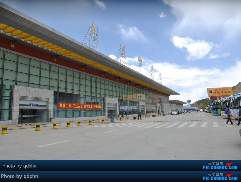 Re:[求]跪求各城市机场航站楼醒目标志LOGO照片,小弟在此谢过了。谢谢谢谢,赠送小飞机o    中国九寨沟黄龙(九黄)机场