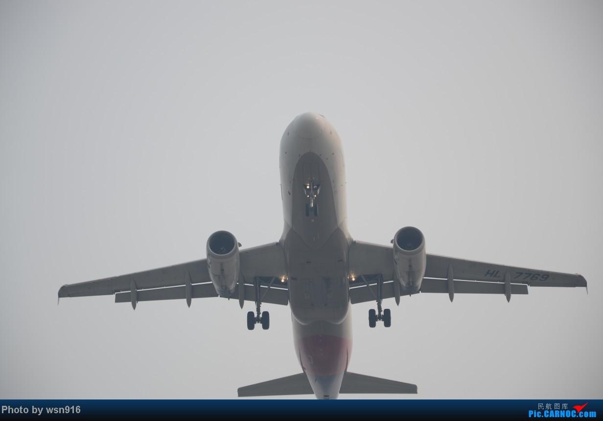 Re:[原创]8月10日PEK01跑道拍机 AIRBUS A320 HL7769 PEK 01