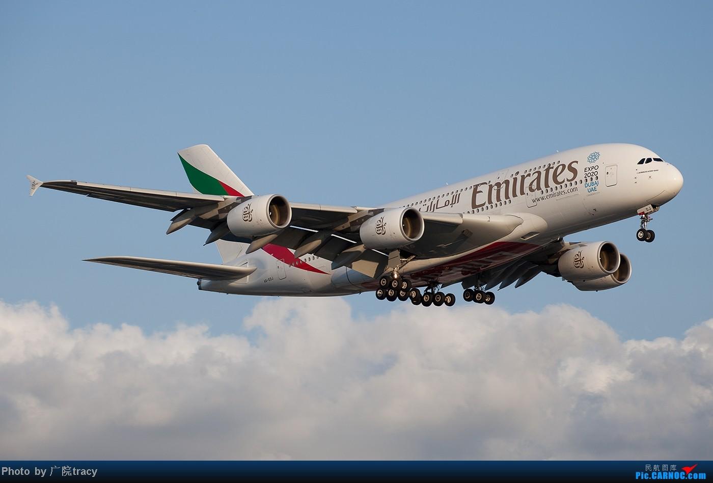 [原创]★ ★ ★ ★ ★中东的航空公司在伦敦希斯罗国际机场  ★ ★ ★ ★ ★ AIRBUS A380 A6-EDJ