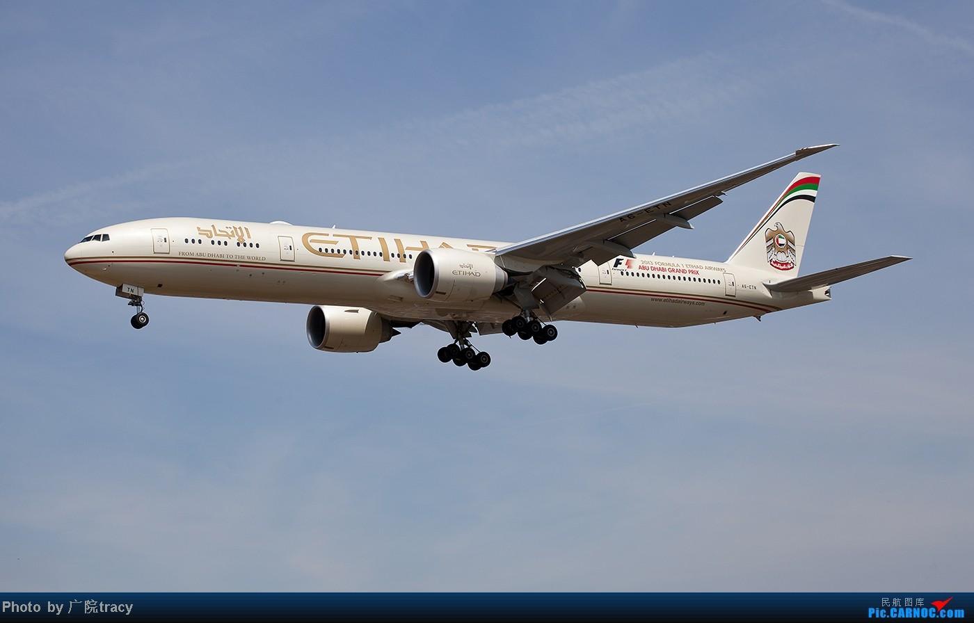 Re:[原创]★ ★ ★ ★ ★中东的航空公司在伦敦希斯罗国际机场  ★ ★ ★ ★ ★ BOEING 777-300ER A6-ETN 英国伦敦希思罗机场