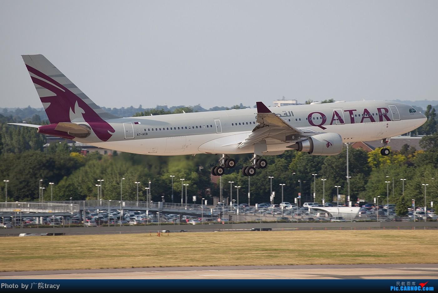 Re:[原创]★ ★ ★ ★ ★中东的航空公司在伦敦希斯罗国际机场  ★ ★ ★ ★ ★ AIRBUS A330-200 A7-ACB 英国伦敦希思罗机场
