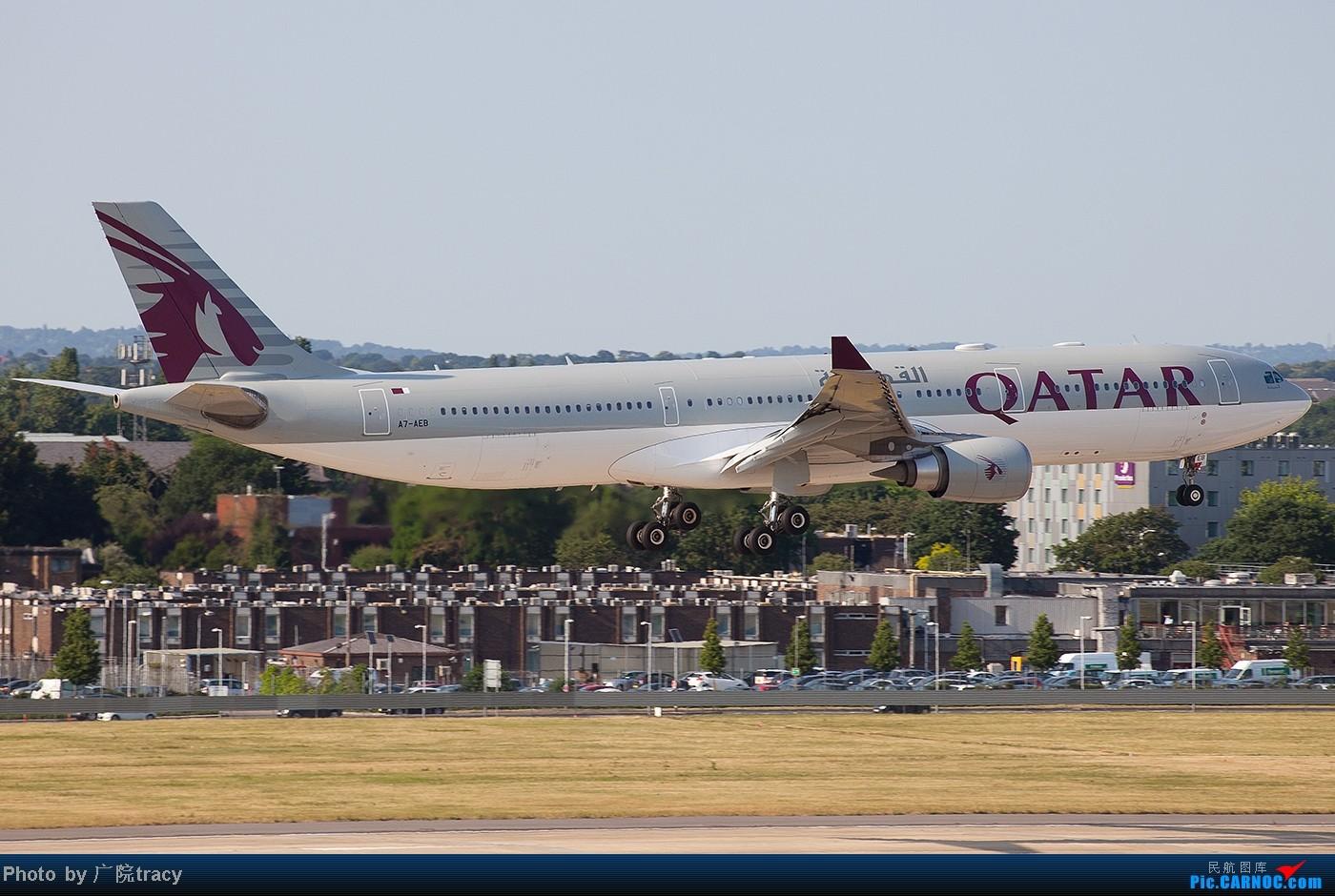 Re:[原创]★ ★ ★ ★ ★中东的航空公司在伦敦希斯罗国际机场  ★ ★ ★ ★ ★ AIRBUS A330-300 A7-AEB 英国伦敦希思罗机场