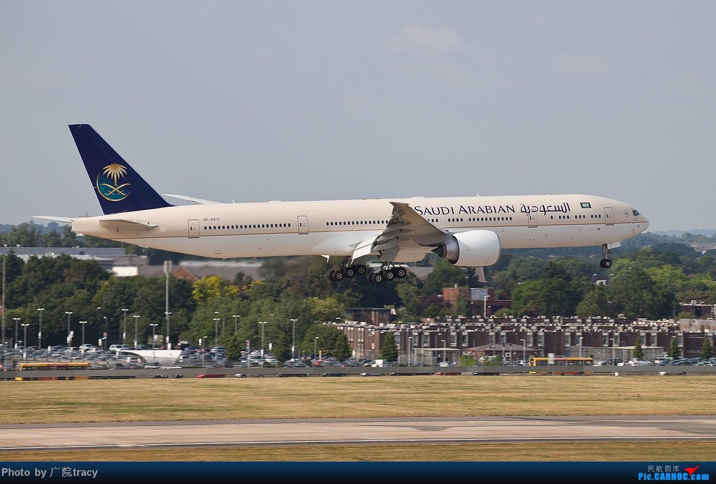 Re:[原创]★ ★ ★ ★ ★中东的航空公司在伦敦希斯罗国际机场  ★ ★ ★ ★ ★ BOEING 777-300ER HZ-AK17 英国伦敦希思罗机场