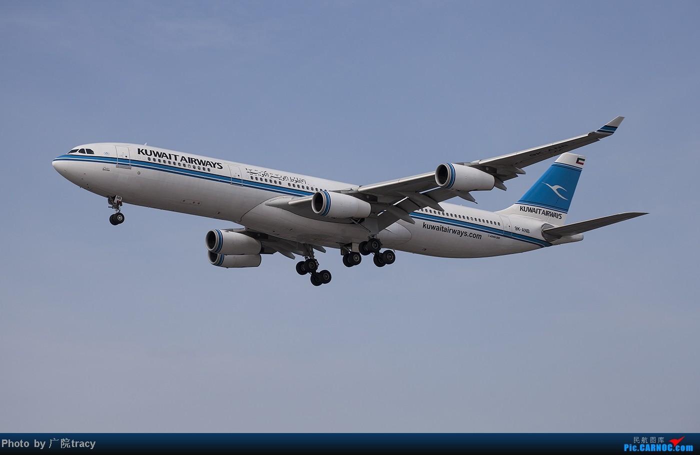 Re:[原创]★ ★ ★ ★ ★中东的航空公司在伦敦希斯罗国际机场  ★ ★ ★ ★ ★ AIRBUS A340-300 9K-ANB 英国伦敦希思罗机场