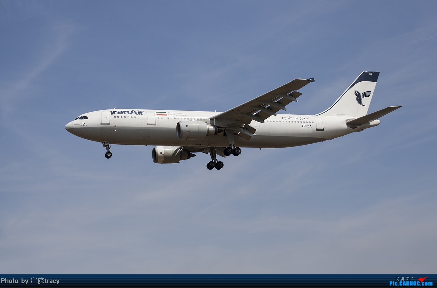 Re:[原创]★ ★ ★ ★ ★中东的航空公司在伦敦希斯罗国际机场  ★ ★ ★ ★ ★ AIRBUS A300-B4-600 EP-IBA 英国伦敦希思罗机场