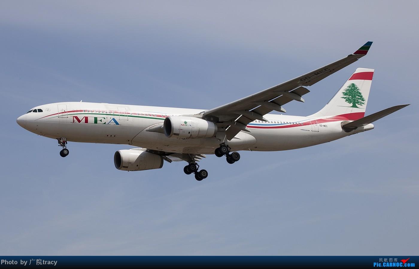 Re:[原创]★ ★ ★ ★ ★中东的航空公司在伦敦希斯罗国际机场  ★ ★ ★ ★ ★ AIRBUS A330-200 OD-MEC 英国伦敦希思罗机场
