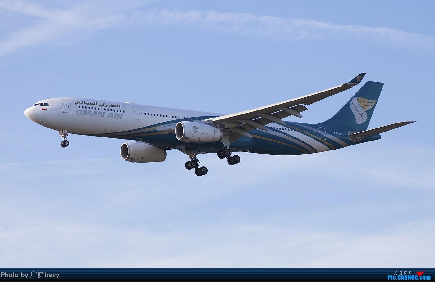 Re:[原创]★ ★ ★ ★ ★中东的航空公司在伦敦希斯罗国际机场  ★ ★ ★ ★ ★ AIRBUS A330-300 A4O-DE 英国伦敦希思罗机场