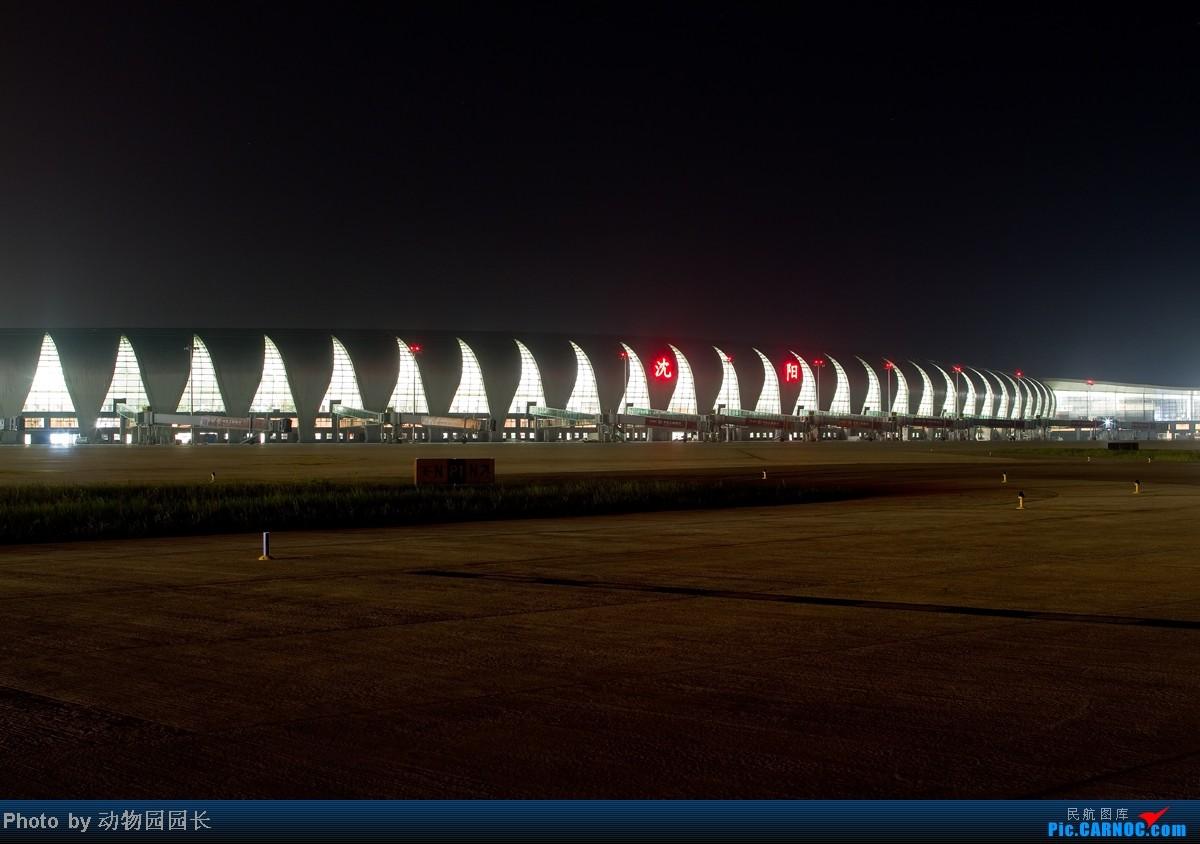 Re:[求]跪求各城市机场航站楼醒目标志LOGO照片,小弟在此谢过了。谢谢谢谢,赠送小飞机o    中国沈阳桃仙机场