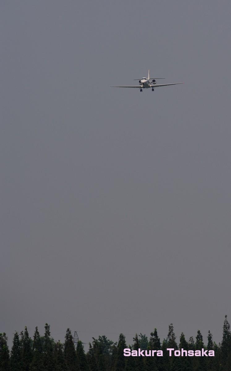 [原创]【桜】君主大人来调教调教一下 CESSNA 680 B-9329 中国广汉机场