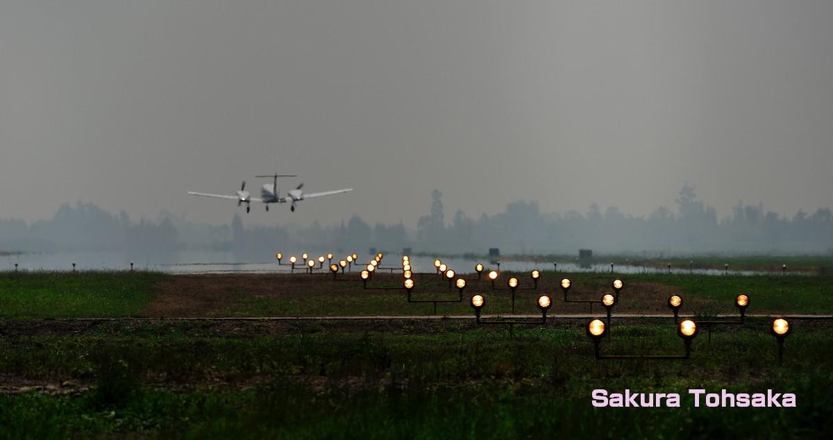 Re:[原创]【桜】君主大人来调教调教一下 PA-44-180 B-3681 中国广汉机场
