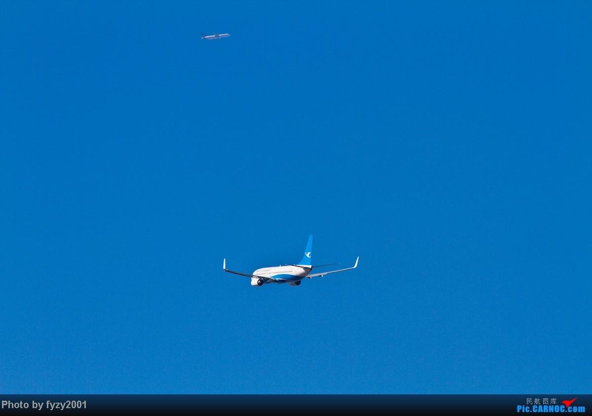 Re:[原创][无锡西站]蓝天白云,SHA半日游(各种起飞,各种穿) BOEING 737-800 B-5708 中国上海虹桥机场
