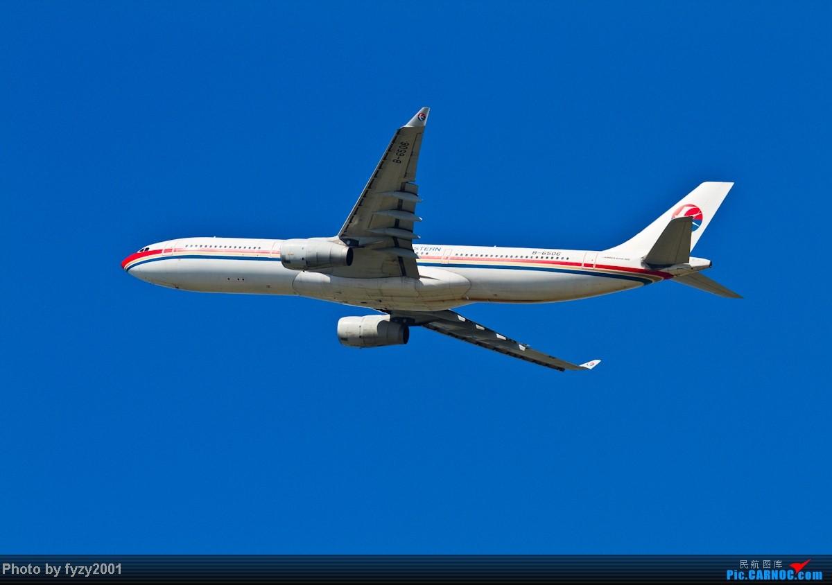 Re:[原创][无锡西站]蓝天白云,SHA半日游(各种起飞,各种穿) AIRBUS A330-300 B-6506 中国上海虹桥机场