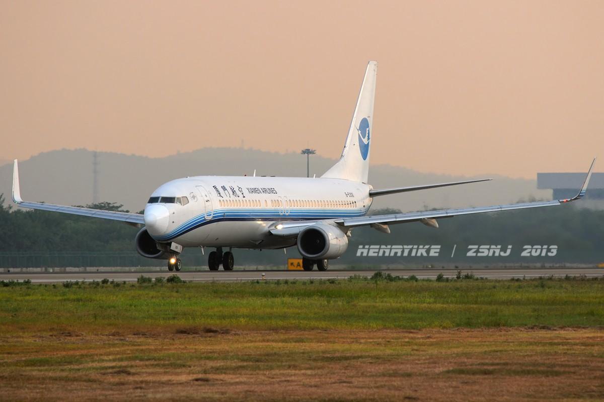 [原创]当回一图党,禄口拍机作业 BOEING 737-800 B-5306 中国南京禄口机场
