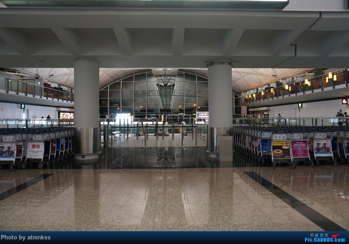 Re:[原创]新人第二贴 阿联酋A380,沿泰囧路线感受泰国风情    中国香港赤鱲角国际机场