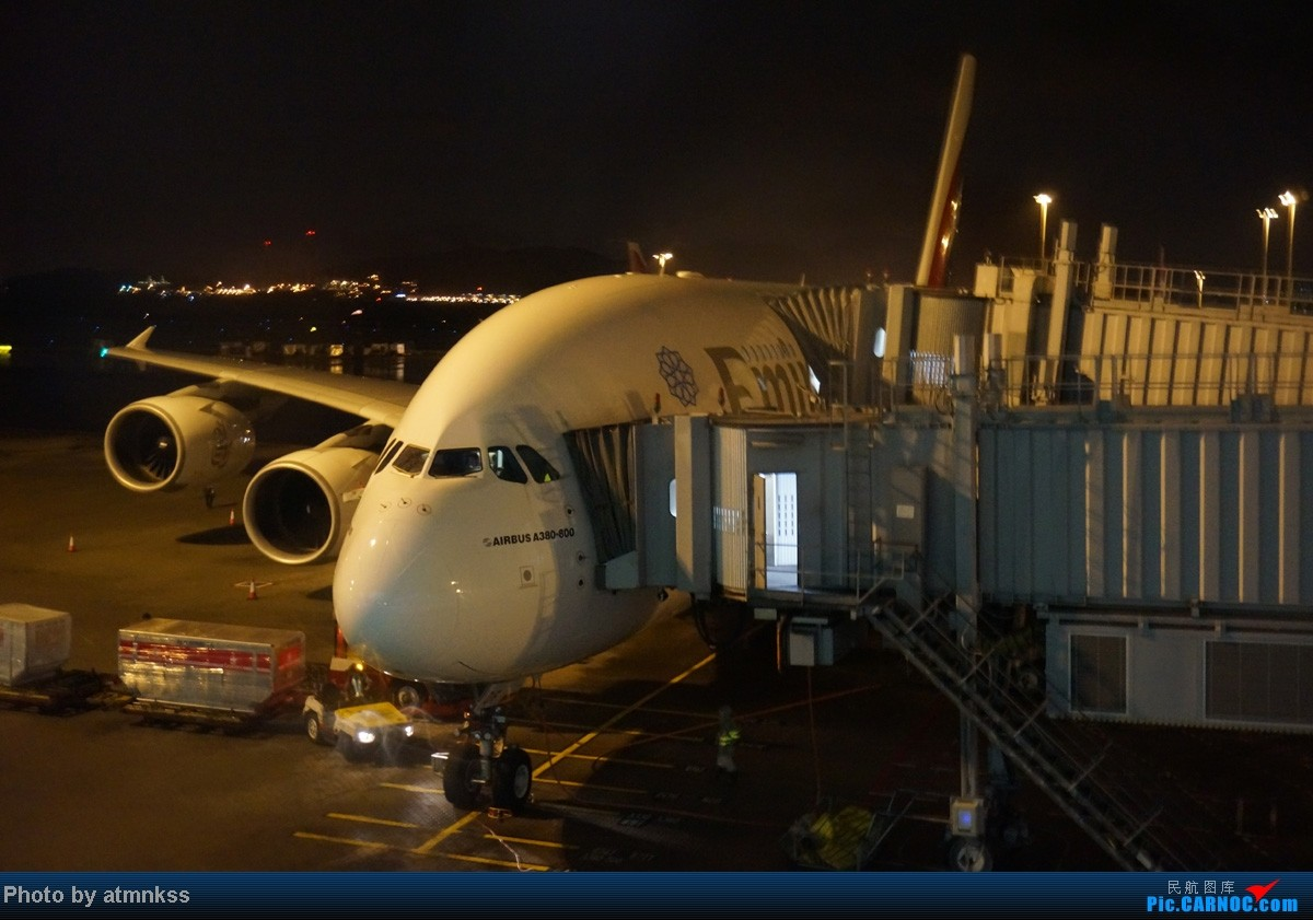 Re:[原创]新人第二贴 阿联酋A380,沿泰囧路线感受泰国风情 A380-800