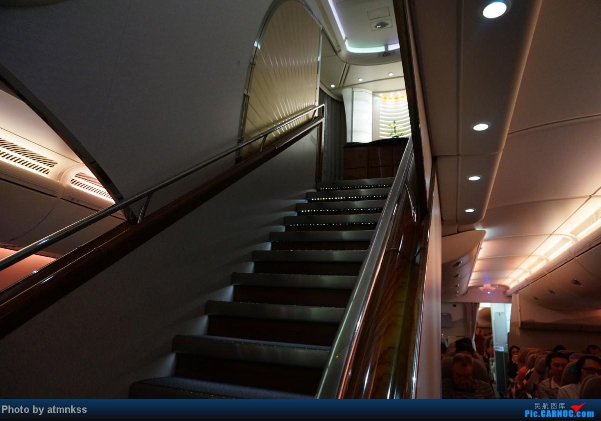Re:[原创]新人第二贴 阿联酋A380,沿泰囧路线感受泰国风情     空乘
