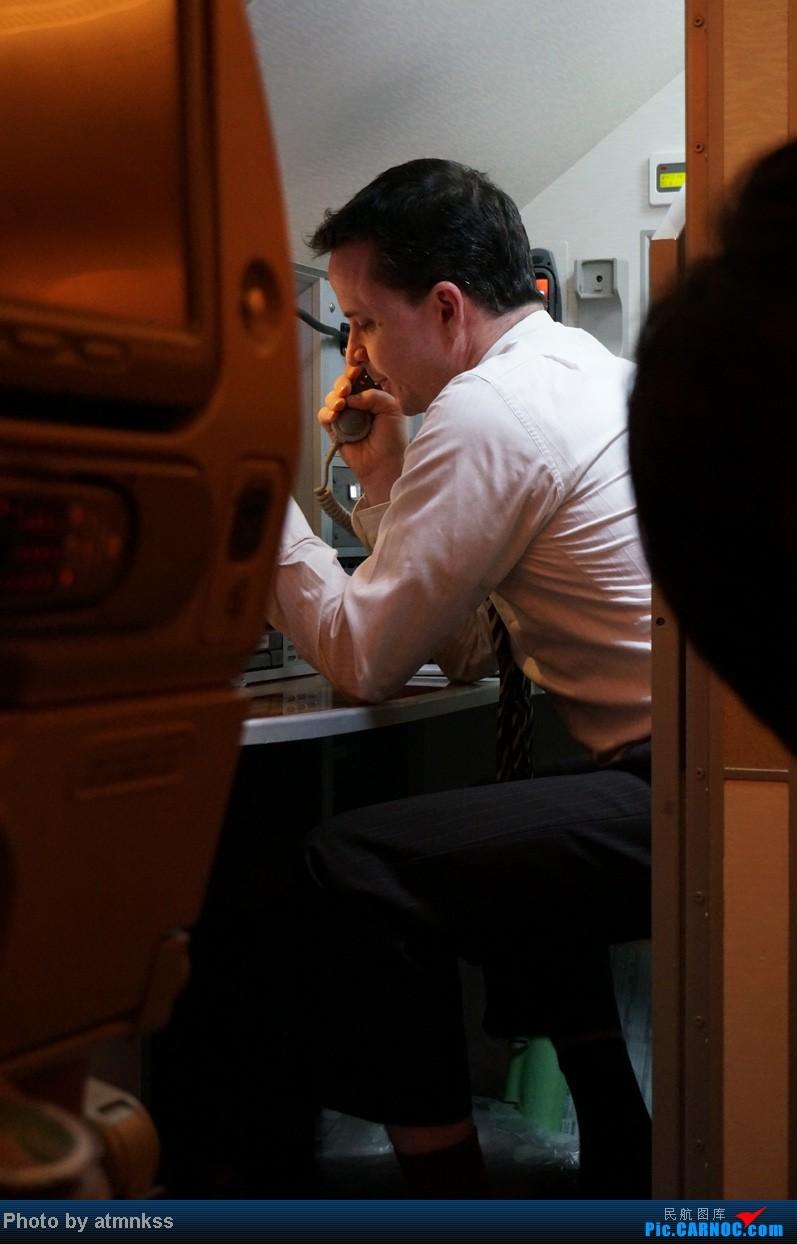 Re:[原创]新人第二贴 阿联酋A380,沿泰囧路线感受泰国风情     机务