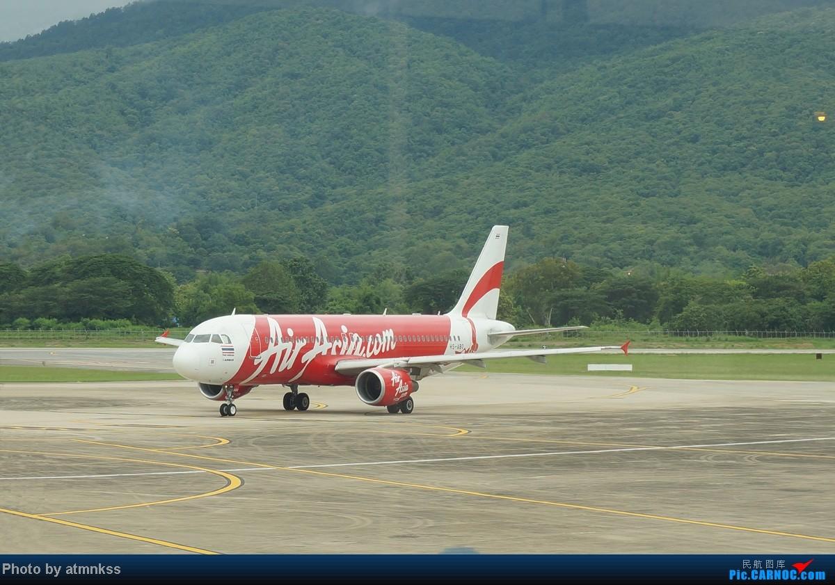 Re:[原创]新人第二贴 阿联酋A380,沿泰囧路线感受泰国风情 A320-200  泰国清迈机场