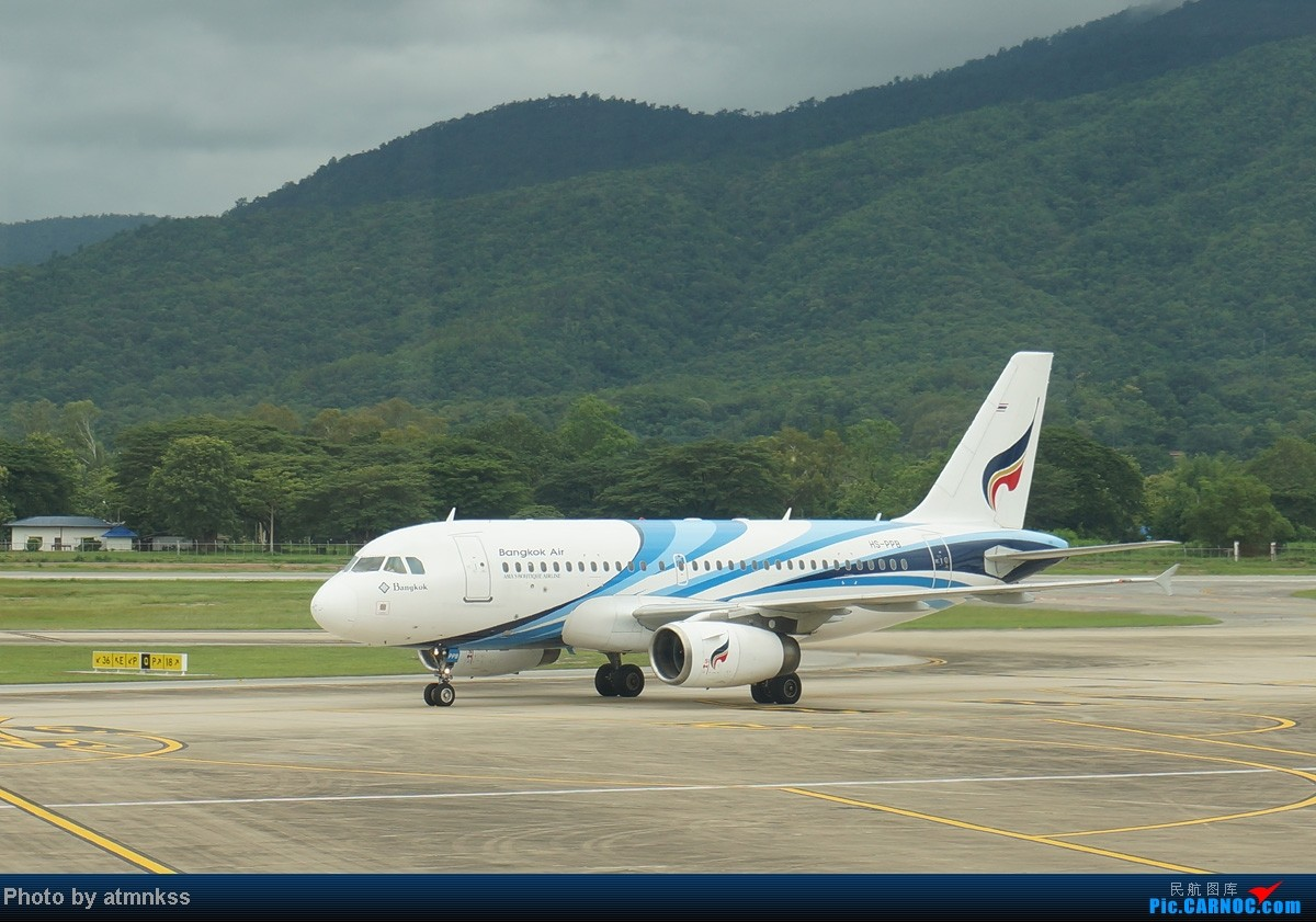 Re:[原创]新人第二贴 阿联酋A380,沿泰囧路线感受泰国风情 A319  泰国清迈机场